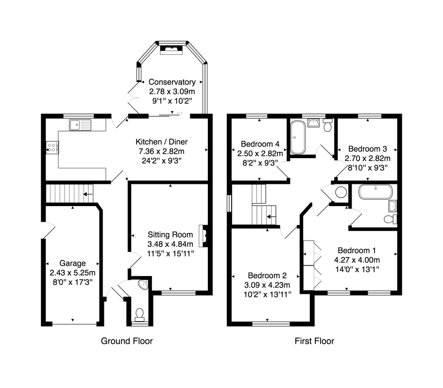 Floor plans - box property solutions