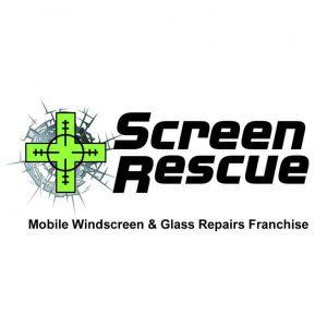 Screen Rescue Franchise Logo