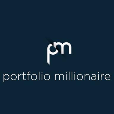 Portfolio Millionaire Franchise Logo