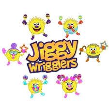 Jiggy Wrigglers Franchise Logo