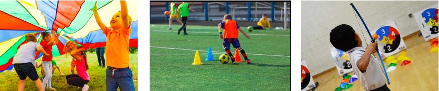 Active Sports Activities