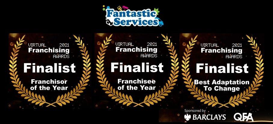Fantastic Services Finalists