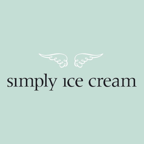 Simply Ice Cream Logo