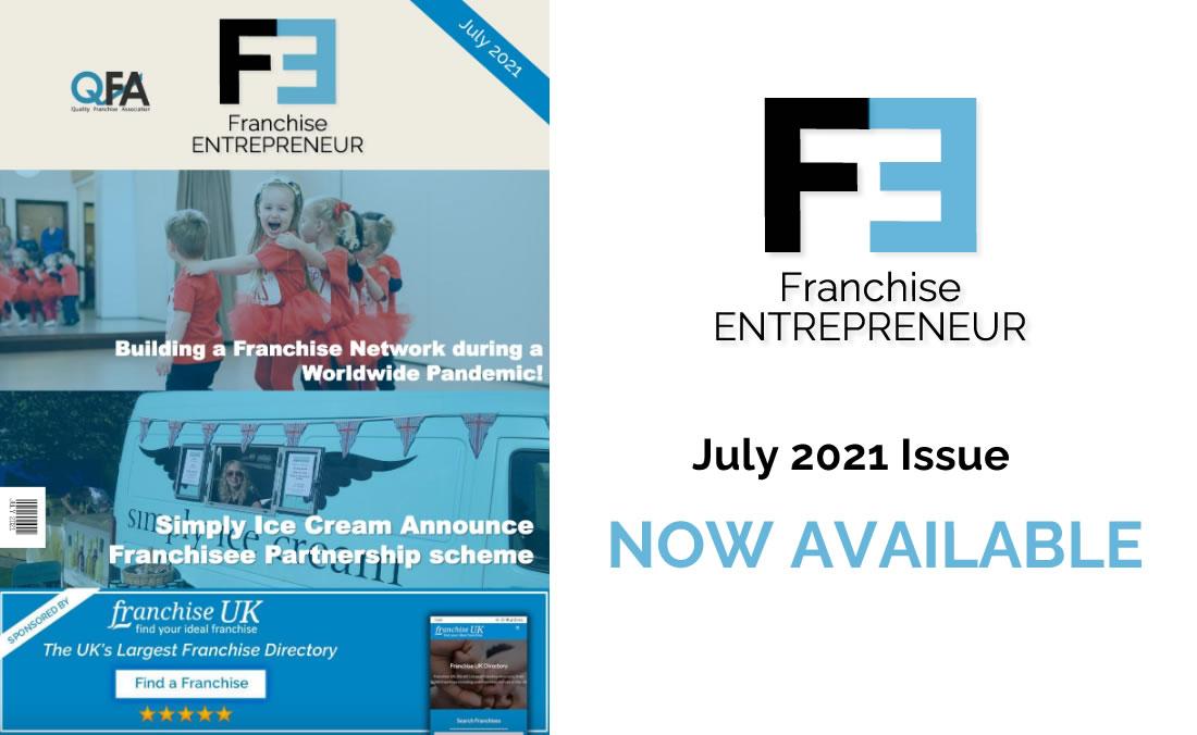 July 2021 Franchise Magazine